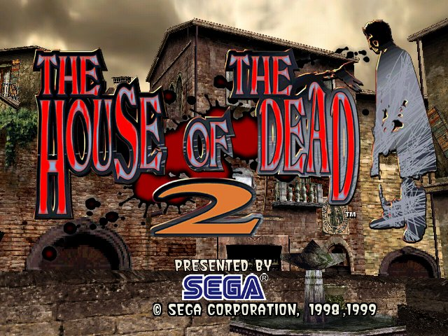 The House Of The Dead 2 Hotd2